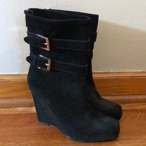 Michael Kors Black Booties
